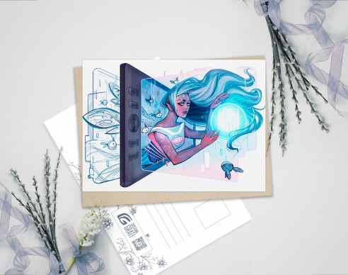 Wacom #STICKtoCREATIVITY