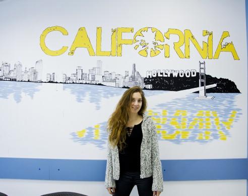 """""""California"""" Acord travel 2016"""