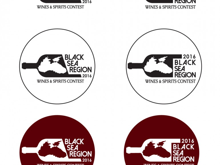 Logo black sea region