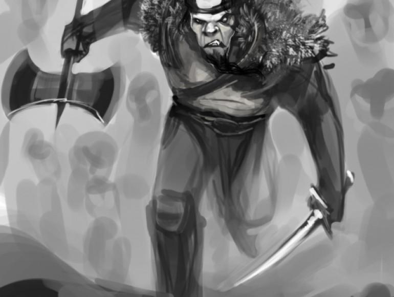 Suicide dwarf