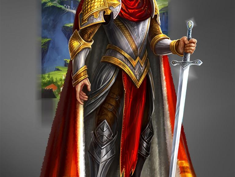 LORD of Saga man