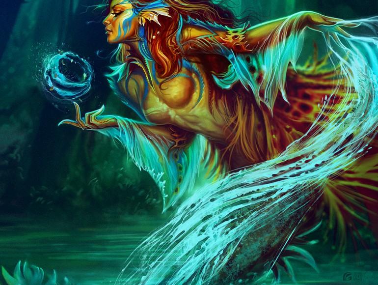 The siren myth