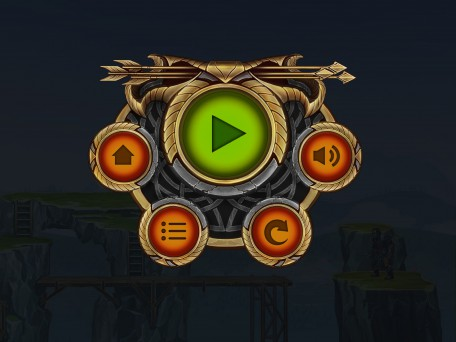 Pause game UI 2