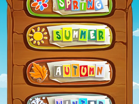 Menu seasons