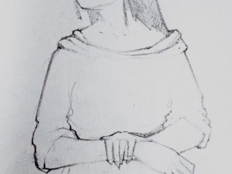 portret de damă