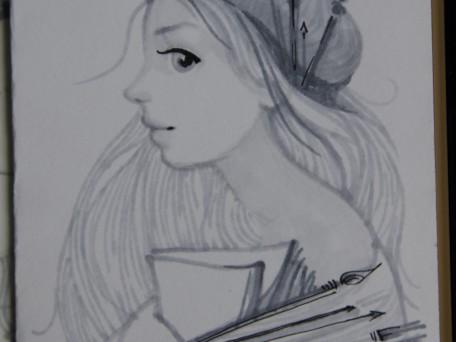 pictorița