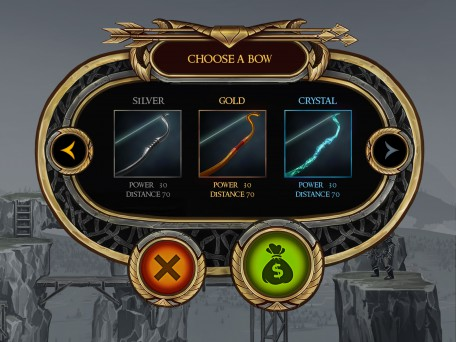 Choose a bow