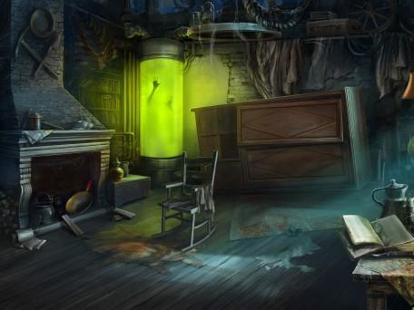 Vila misterioasă 2