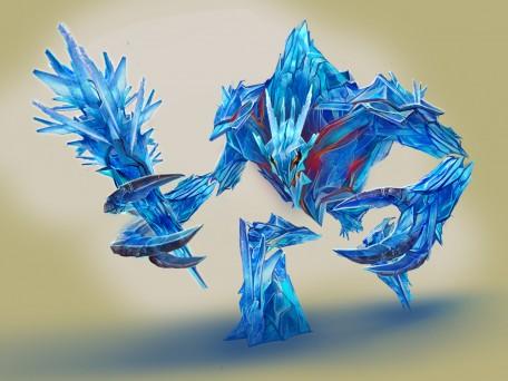 Golem ice
