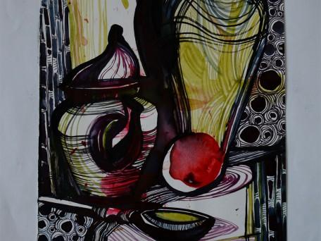 Natură statică - abstracție