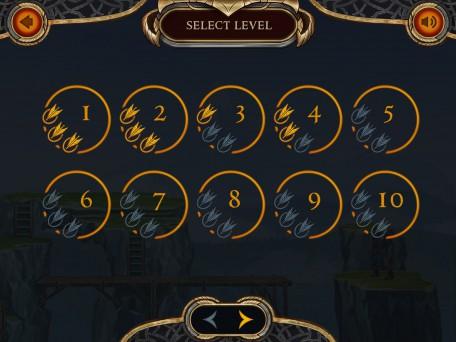 Selectează nivelul