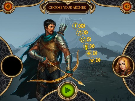 Chose your archer2