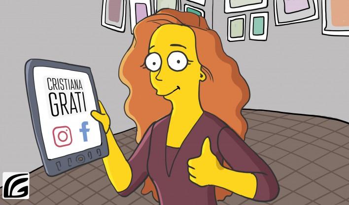 Рисуем друзей, как персонажей The Simpsons!