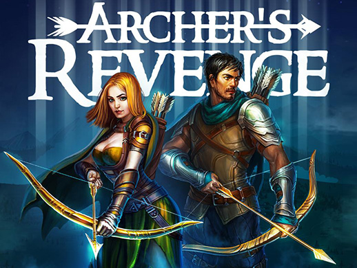 Game project Archer's Revenge